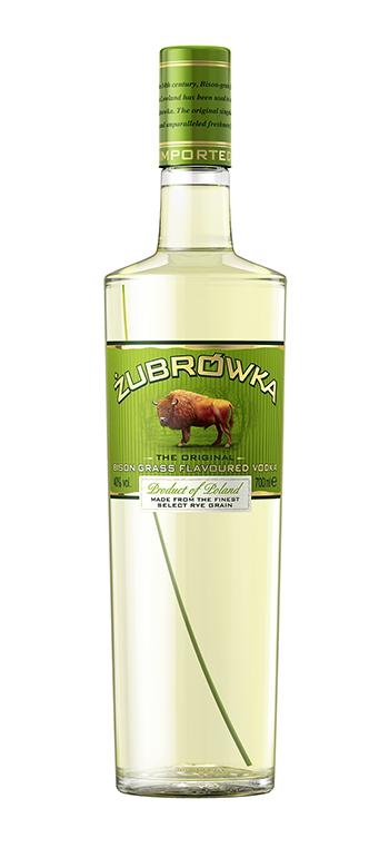 Vodka Zubrowka