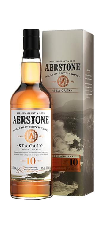 Whisky Aerstone Sea Cask