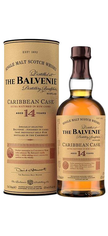 Whisky Balvenie 14 años