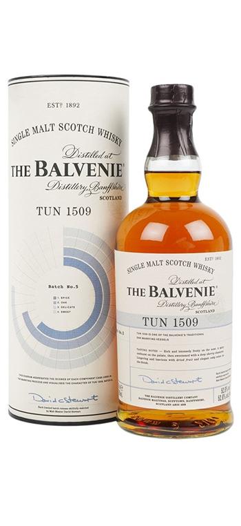 Whisky Balvenie TUN 1509 Batch 5