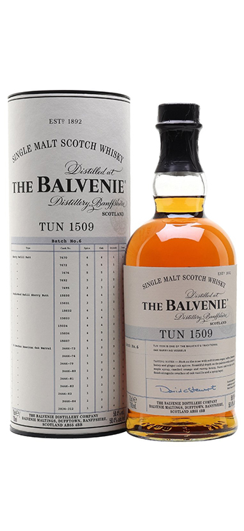 Whisky Balvenie TUN 1509 Batch 6