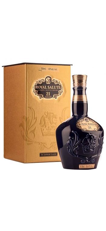 Whisky Chivas Brothers Royal Salute 21 Años