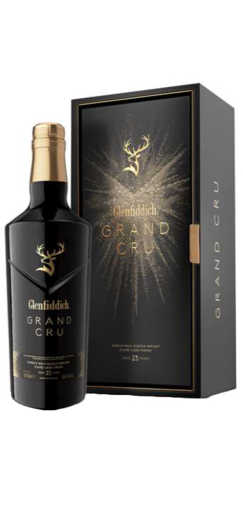 Whisky de Malta Glenfiddich Grand Cru 23 años