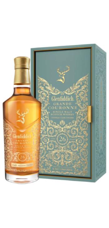 Whisky de Malta Glenfiddich Grande Couronne 26 años