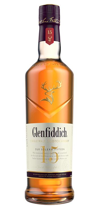 Whisky Glenfiddich 15 Años