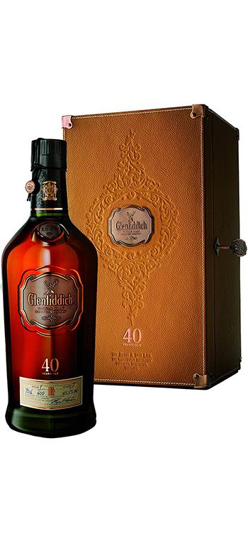Whisky Glenfiddich 40 Años