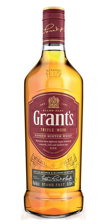 Whisky Escocés Grant's 1L