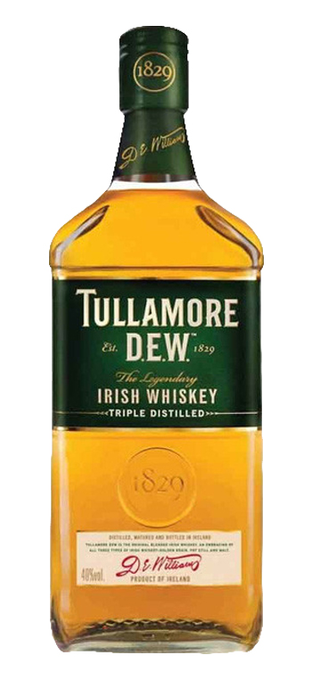 Whisky Tullamore Dew 1L