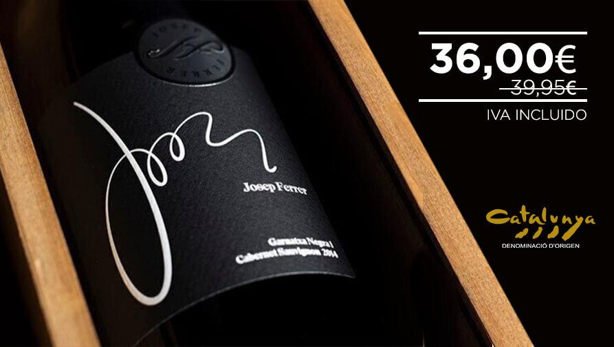 Vino Josep Ferrer D.O. Cataluña